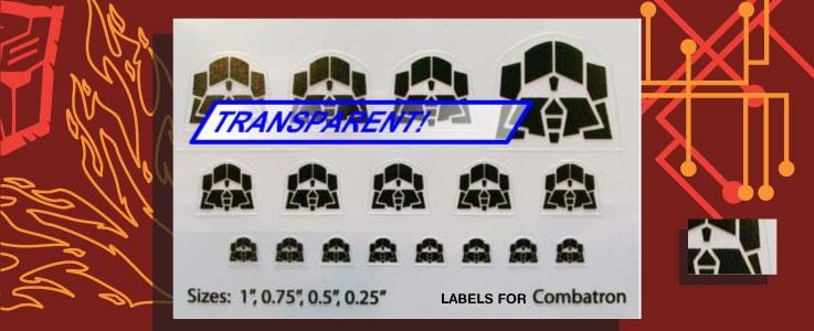 Symbols for Combatrons