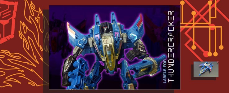 Labels for FoC Thundercracker