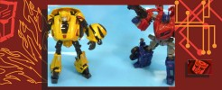 Labels for WfC Optimus and Bumblebee