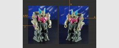 Labels for POTP Prime Masters W3