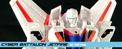 Labels for Hasbro CB Jetfire G1