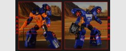Labels for POTP Punch Counterpunch