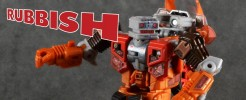 Labels for POTP Rubbish