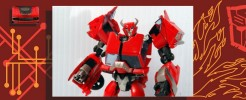 Labels for TF:Prime 1st Ed. Cliffjumper