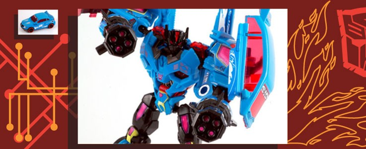 Labels for TF:Prime Rumble