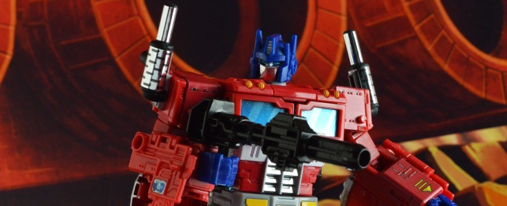 Labels for Seige Optimus Prime