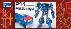 Labels for TF:Prime Ultra Magnus