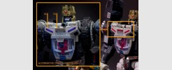 Labels for POTP Throne of Primes