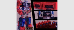 Labels for Takara Tomy Grand Maximus
