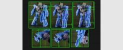 Labels for Siege Battlemasters Wave 1