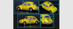 Labels for Studio Series VW Bumblebee