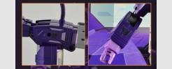 Labels for Masterpiece Destron Laserwave