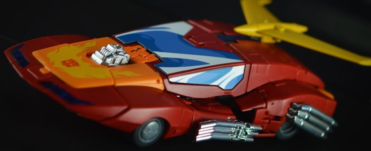 Labels for MP-09 Rodimus Prime Cel Shaded Windows