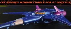 Labels for FT Quietus CSW