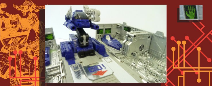 Labels for MP-10 Optimus Prime