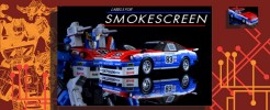 Labels for MP-19 Smokescreen