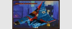 Parts and Labels for Siege Thundercracker
