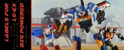 Takara Tomy LG-EX Big Powered