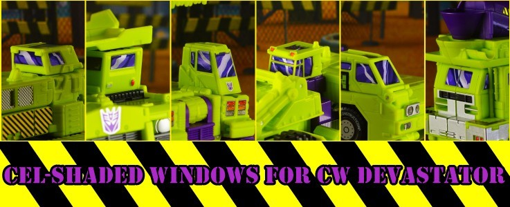 Labels for CW Devastator CSW