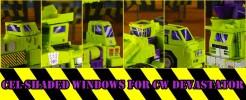Labels for CW Devastator CSW