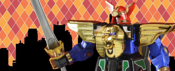 Labels for Zeo Megazord