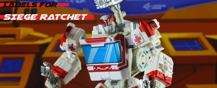 Labels for Siege Ratchet