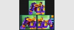 Labels for Siege Impactor
