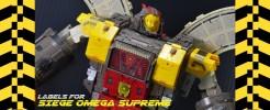 Labels for Siege Omega Surpeme