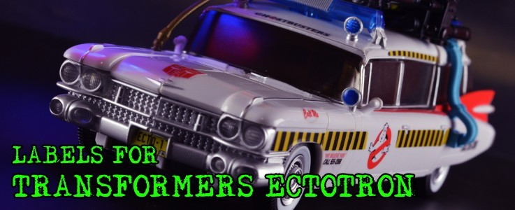 Labels for Transformers Ectotron