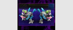 Labels for Cyberverse Gnaw