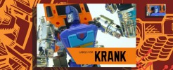 Labels for X-Transbots Krank
