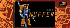 Labels for Cubex Huff