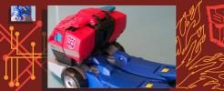 Labels for Optimus Prime