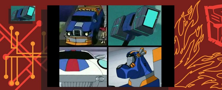Labels for Sentinel Prime, Jazz and Ultra Magnus