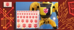 Symbols for Animated Autobots