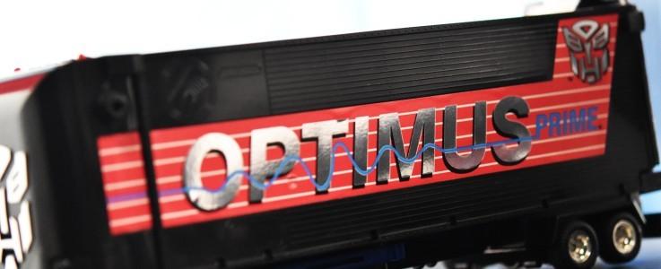Labels for G2 Optimus Prime (Trailer & Roller Only)