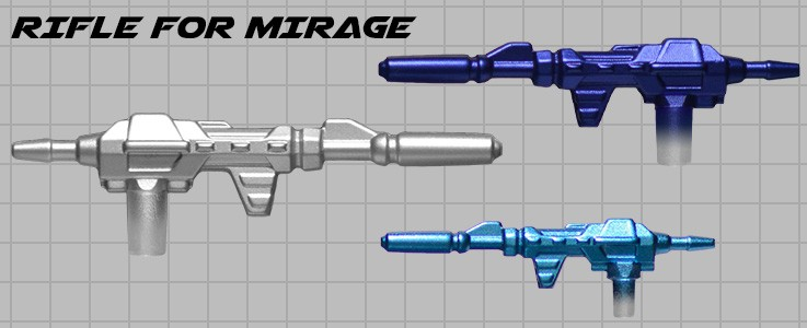 Rifle for Mirage