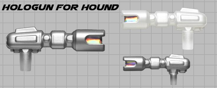 Hologun for Hound