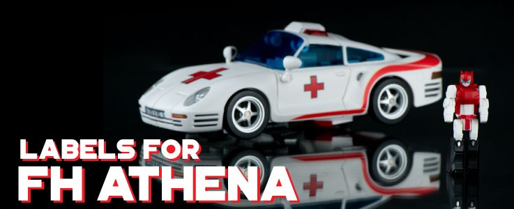Labels for FH Athena