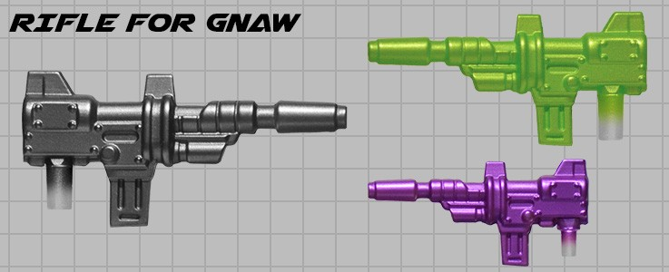 Rifle for Gnaw