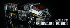 Labels for NF Diaclone...