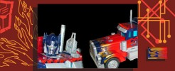 Labels for 2007 Leader Optimus Prime