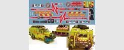 Labels for 2007 Ratchet