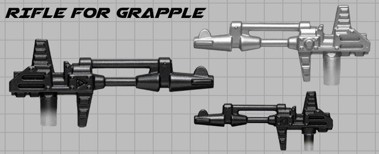 Rifle for Grapple