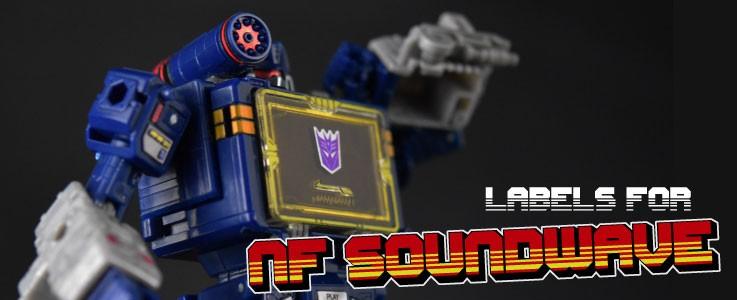 Labels for NF Soundwave