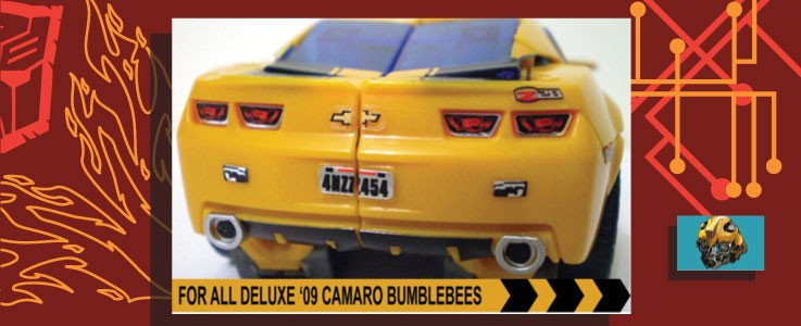 Labels for RotF Bumblebee