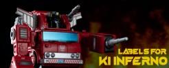 Labels for KI Inferno