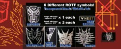 Labels for RotF Symbols