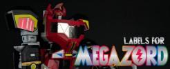 Labels for MM PR Megazord...