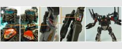 Labels for DotM Armor Topspin